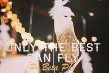 fly with pi phi / by Kourtney Kern