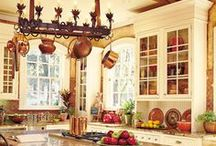 Kitchen / by Rebecca Brothers