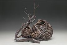 baskets and all woven / by Martina Oehlinger