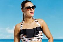 Designer Boutique Swimwear | swimsuitsforall / Our Designer Boutique carries hot-off-the-runway designer swimwear from some of fashion's most exclusive labels: MICHAEL Michael Kors, Badgley Mischka, La Blanca, Anne Cole, Kenneth Cole Reaction, Becca ETC., Carmen Marc Valvo, Jessica Simpson & more! / by swimsuitsforall