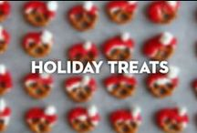 Holiday Treats / For the festive foodie. / by Chobani