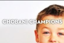 Chobani Champions / For parents & their little Champions. / by Chobani