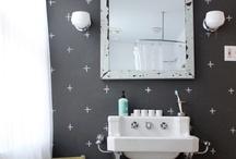 Bathroom / by twelvethirtydesigns