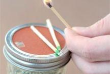 Crafts | Mason Jars / by tla17