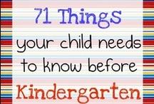 Preschool Activities  / by Jeni Linn
