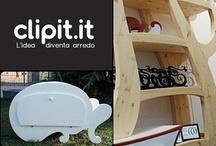 Kids solutions / by Clipit Arredamento