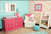 Olivia's bedroom  / by Jeni Linn