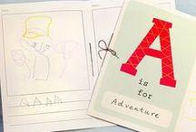 school it: writing & spelling / by Christen