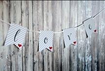 valentine it / by Christen