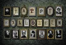 Holiday-Halloween / by Sabrina Perez Glatt
