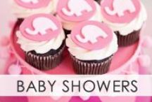 Baby Shower Ideas / by Kristen Stout