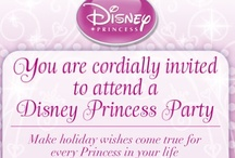 Disney Princess / This board is all about celebrating the wonders of being a child and having fun! We have included great party ideas, costumes and games to play with your family! For more ideas, visit playnexplore.com / by SoFabConnect