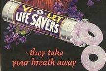 Vintage Advertising Packaging / by Christi H