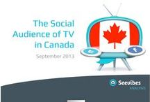 Social TV - Infographics / by Seevibes