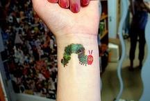 Tattoos / by Jolene Weeks-Schwartz