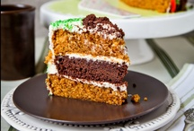 Cakes Recipes and more / Cakes, cupcakes, slices of cake and recipes featuring cakes from around the web. / by Eat the Love | Irvin Lin