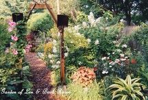 "My former garden / These are pictures of my former garden. We sold our home and moved six years ago. I just wish I could have brought the garden along with me! (Also join me in our new garden on"" Our Fairfield Garden"" board.) Note: You are welcome to repin if you give me credit for my hard work! See my website/blog at http://ourfairfieldhomeandgarden.com / by Barb Rosen Our Fairfield Home & Garden"