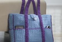 crochet Purses/Bags / by Joan Hinchcliff