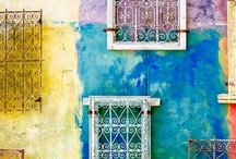 Color Combos I like / by Joan Hinchcliff