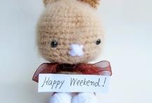 crochet Animals / by Joan Hinchcliff