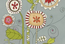 Pattern & Print / by Joan Hinchcliff