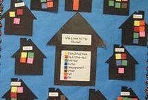 Kindergarten Rocks! / Ideas for early childhood education  / by Mendy Mitrani