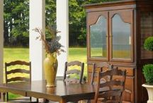 Homestead Furniture Dining room / by Homestead Furniture