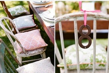 A Vintage Wedding Staging / Help us plan our wedding decor :) / by Nancy Casimiro