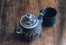 Coffee & Tea / by Tabby Powell