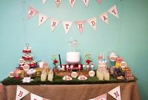 Birthdays / by Sarah Lucker Roussakis