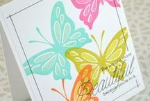 Papertrey Ink Monthly Release Projects and Cards That Inspire / There are so many awesome projects from Nichole Heady and the design team at Papertrey Ink, it warrants its own board. / by Colleen Manning