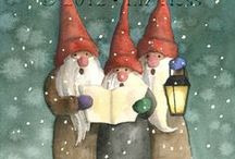Gnomes / by Mary White