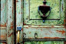 Windows, Shutters & Doors / by Mary White
