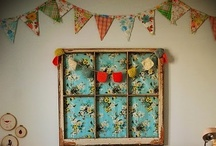 Window Frame Projects / by Nancy Casimiro
