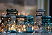 Mason Jar Projects / by Nancy Casimiro