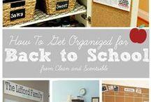 Back to School Ideas / by Inside BruCrew Life