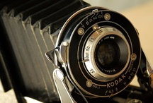 Vintage Cameras / by Nancy Casimiro