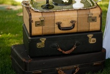 Vintage Luggage / by Nancy Casimiro