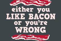 Bacon ♥ Bacon ♥ Bacon / by MarG Moose