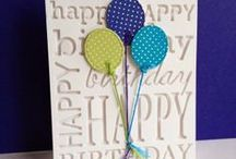 Cards I Like - Birthday / by Colleen Manning