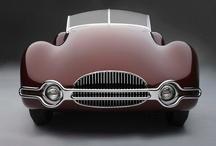 Automagination. / Concept and uniquely unique cars. / by Donivan Perkins