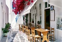 Greece / by Mary White