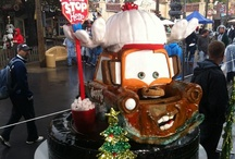 Disney Food Mood / In the mood to bake, cook, order Disney theme food for a party? Here are some great ideas! / by Tania Luviano