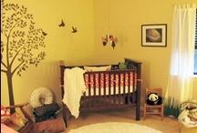 Nursery/ Winnie the Pooh / by Tabby Powell