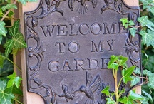 ~Garden Elements~ / by Cathy