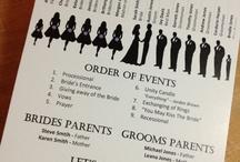 WeddingIdeas:)  / by Carey Grubb