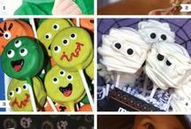 Halloween Ideas:)) / by Carey Grubb