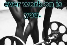 Fitness / by Melanie Clark-Grose