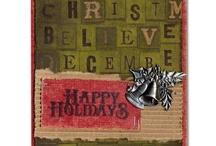 Cards-Christmas / by Carla Hogan