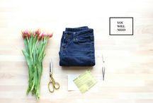 DIY~clothing etc! / by Angela Stove
